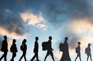 Os Diferentes Tipos de Migração Humana