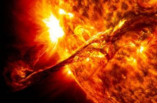 De que é feito o Sol?