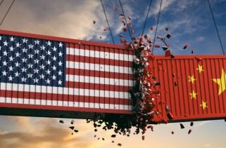 O que está acontecendo entre os EUA e a China?