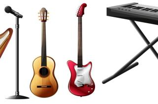 Por que instrumentos musicais diferentes produzem sons diferentes?