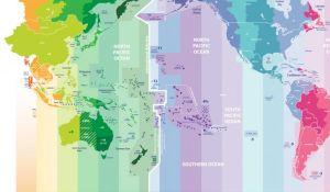 Qual é a Maior Diferença de Tempo entre dois Lugares na Terra?
