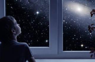 Por que o espaço é preto?