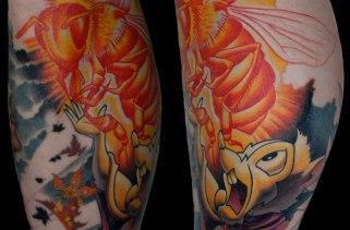 24 Idéias Impressionantes De Preenchimento De Tatuagem