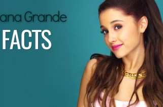 30 fatos sobre Ariana Grande