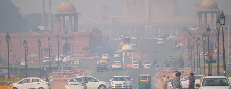 Quanto os veículos realmente contribuem para a poluição do ar?