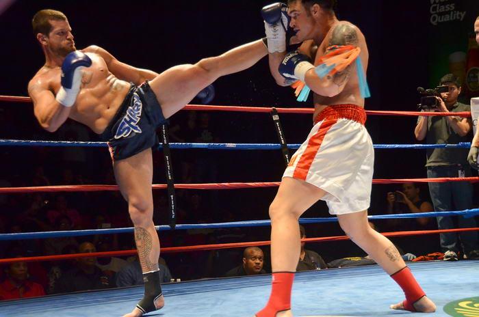 10 técnicas mais eficazes de treinamento de Muay Thai