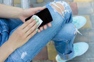 Como Higienizar Corretamente O Telefone