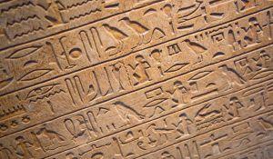 O Que São Hieróglifos?
