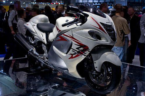 As 10 motos mais rápidas do mundo