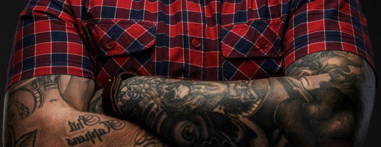 Por que as tatuagens duram para sempre se a pele muda constantemente?