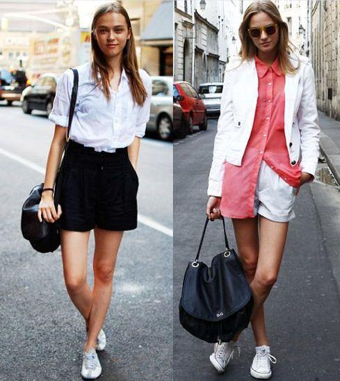 Como Usar Shorts de Alfaiataria e Camisa 2 Como Usar Shorts de Alfaiataria e Camisa
