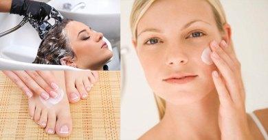 bicarbonato no tratamento de beleza