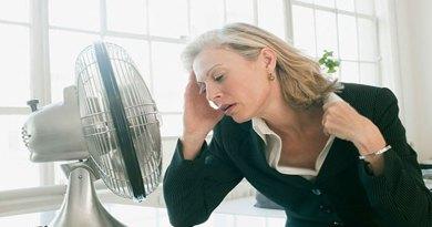 Menopausa : sinais de que ela chegou