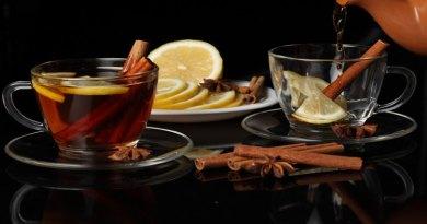 canela e limão um remédio sensacional