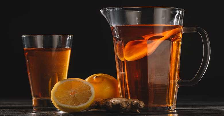 bebida detox