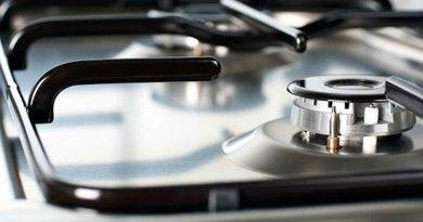 Como limpar as grades do fogão sem esforço