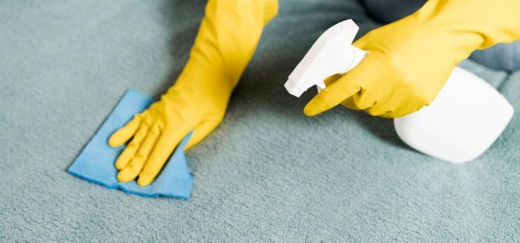como limpar tapete encardido com produtos e receitas