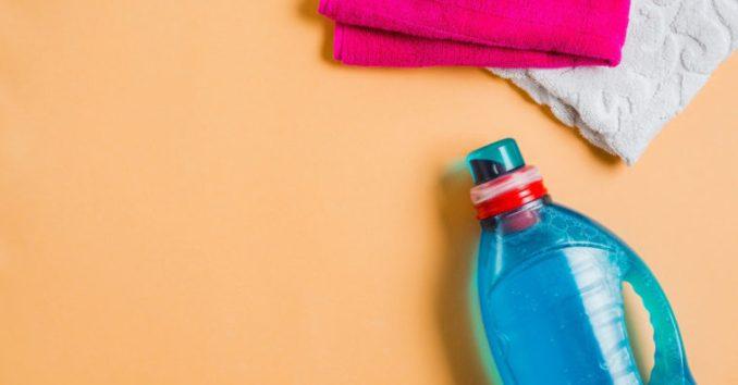 detergente caseiro com bicarbonato