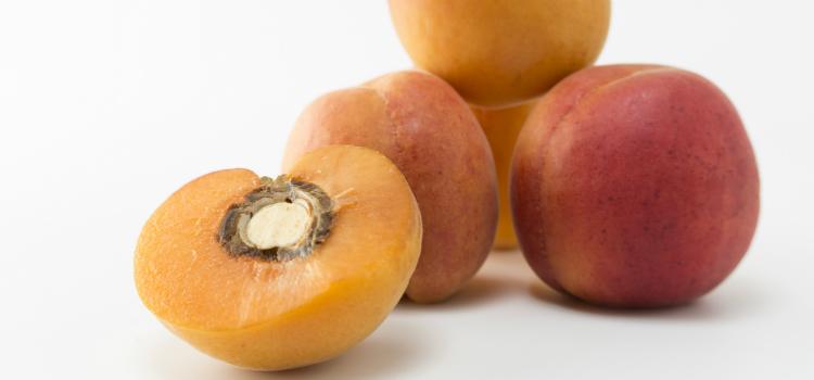 frutas que engordam damasco