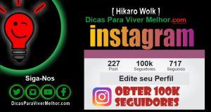 Como ganhar milhares de seguidores no Instagram GRATUITAMENTE (2 métodos)