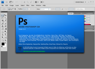 Adobe Photoshop CS4 11.0 Portable