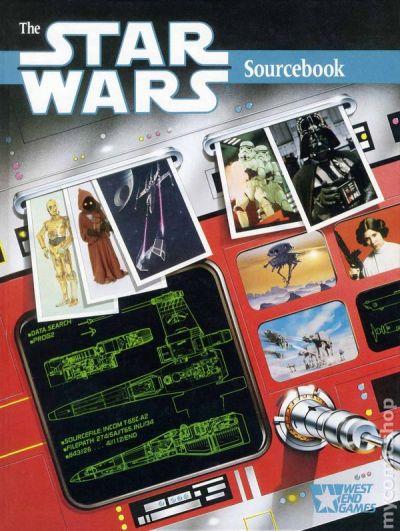 WEG Star Wars Source Book