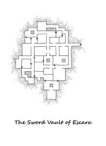The Sword Vault of Escara