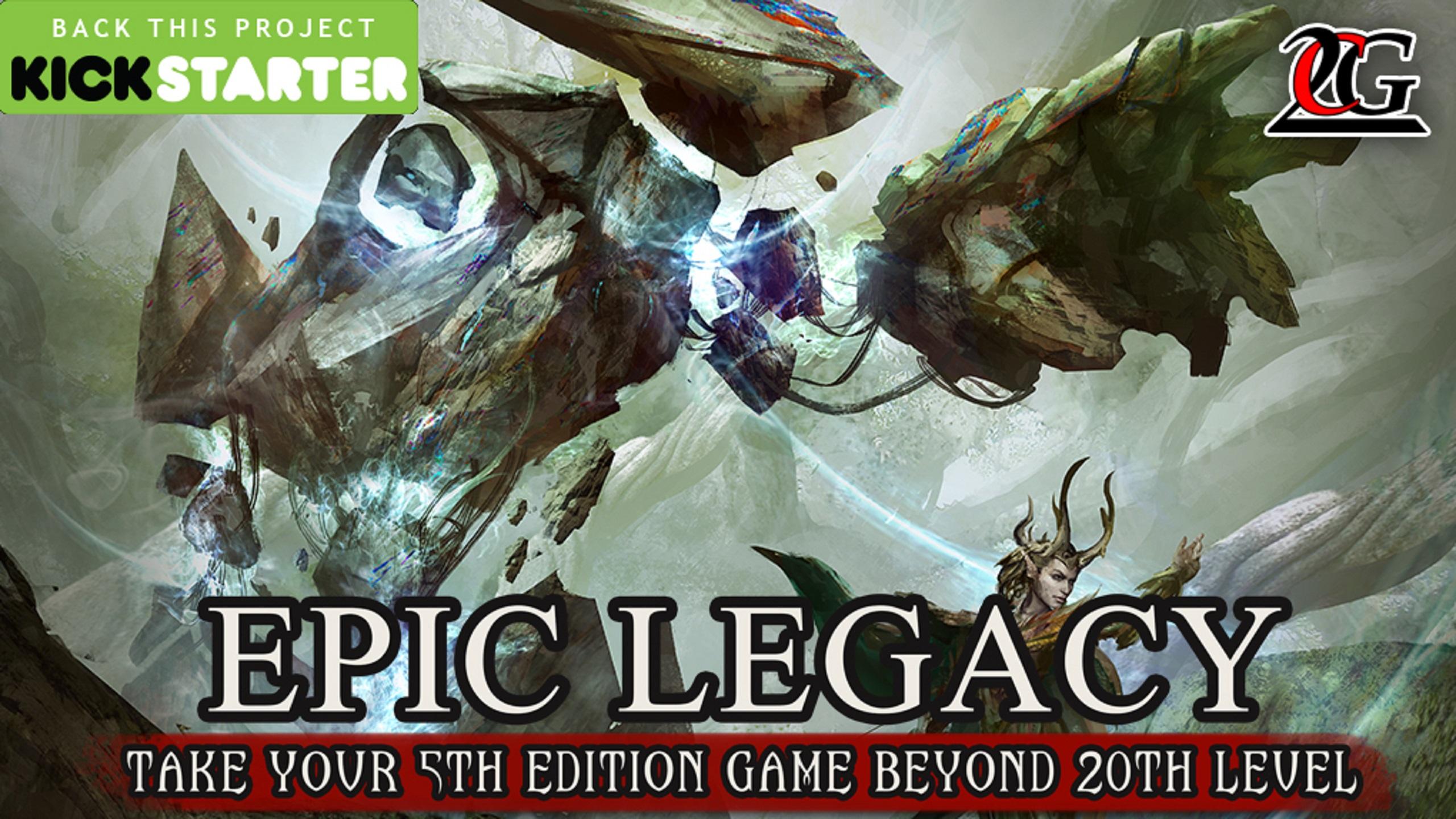 D&D 5e Beyond 20th Level - Epic Legacy Interview Ryan Servis