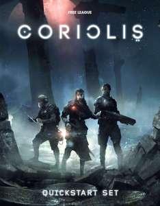 Coriolis sci-fi RPG