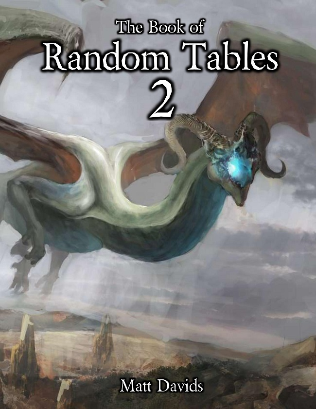 RPG random tables