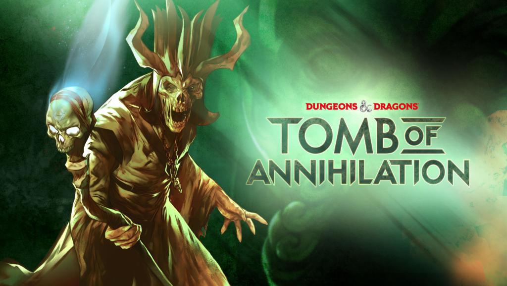 Image result for Tomb Of annihilation