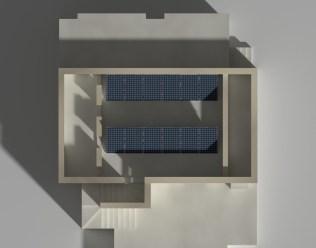 Light & shadows simulation on a PV; 12-21, h10