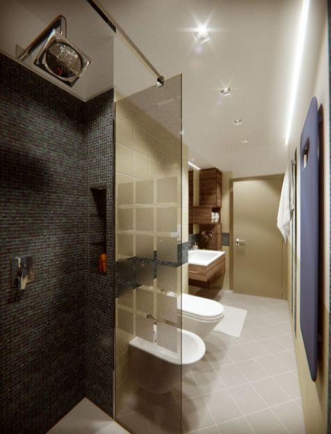 Bathroom - final version rendering