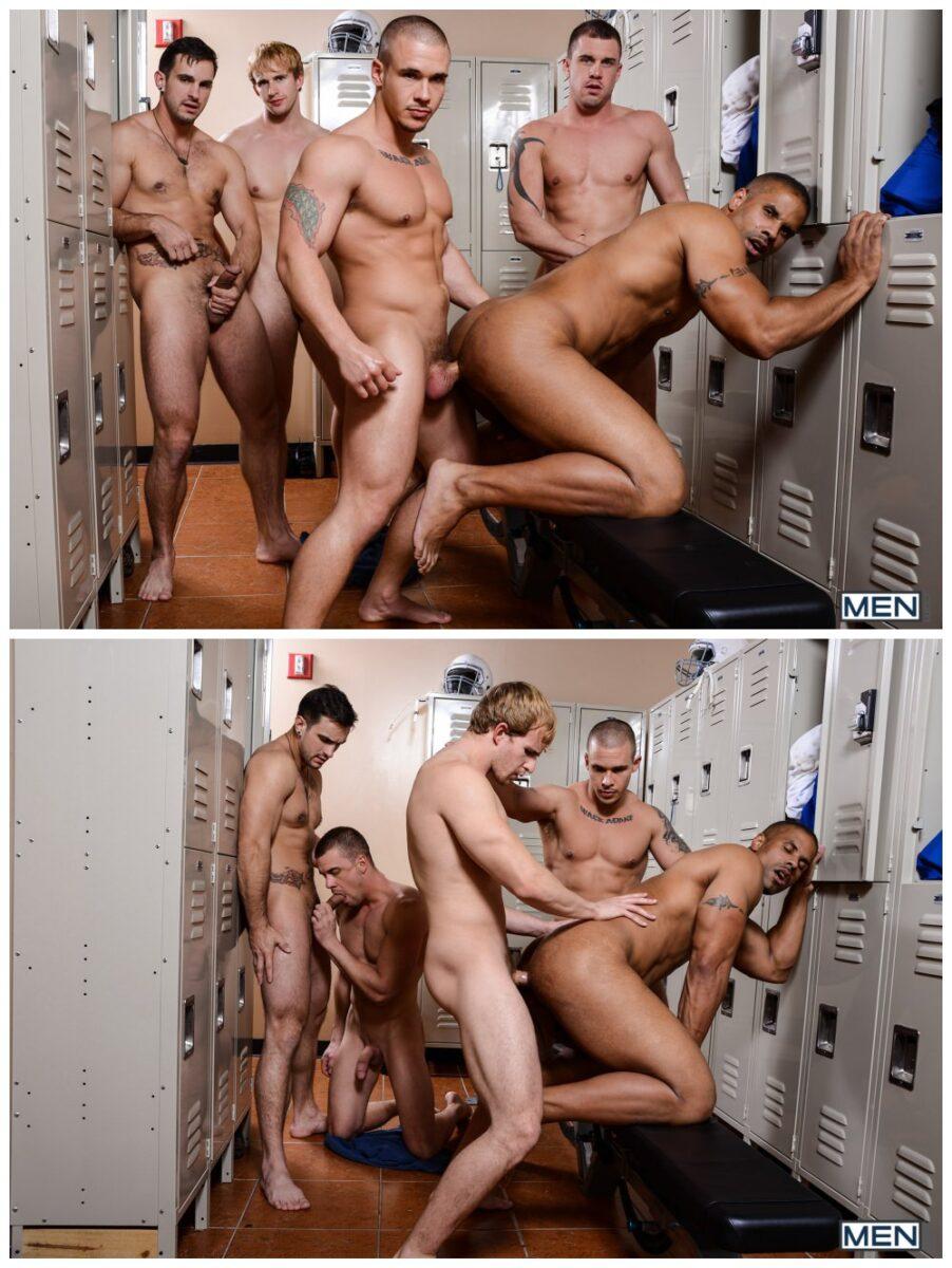 from Johnathan gay hunks uniform