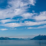 Clouds, Bartletts Cove, Glacier Bay, Alaska