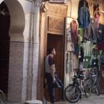 Bain pour hommes, Marrakech