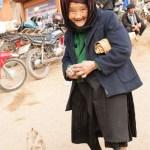 Woman, Đồng Văn Market