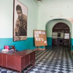 There are myriad chess academies in Cuba, including this one in Camaguey, because chess is revered.