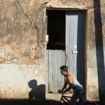 Bicycles are used as a primary means of individual transportation as there is almost no private automobile ownership in Cuba.