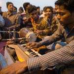Musicians add to the revelry