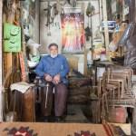 Blacksmith shop in Esfahan