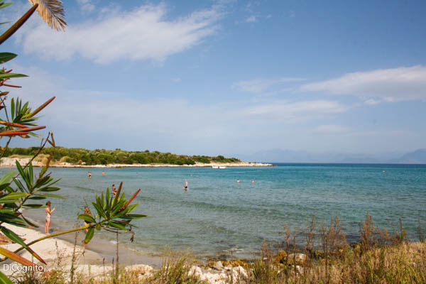 Agios Spiridon plaza Krf