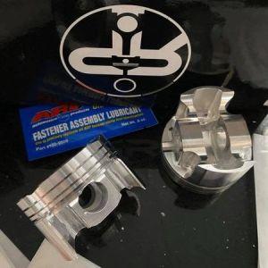 IRP 72mm Silver Line Piston Set (1.4 Liter Engine)