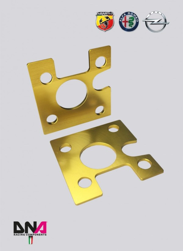 dna rear camber plates fiat abarth 500