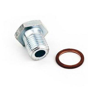 Engine Oil Sump Drain Plug (Fiat/Abarth 500)