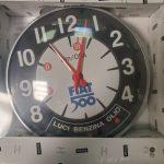 "Vintage Fiat 500 Wall Clock ""500 Gauge"""