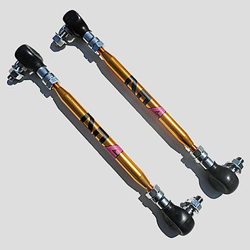 dna uniball front tie rods fiat abarth 500