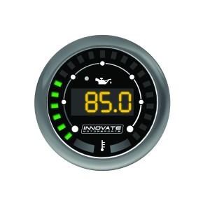 Innovate Motorsports MTX-D Dual Oil Pressure/Temperature Gauge