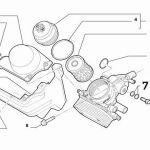 Oil Cooler O Ring Set (Fiat/Abarth 500)