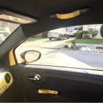 """Biposto"" Racing Door Pull Kit | FIAT/Abarth 500"